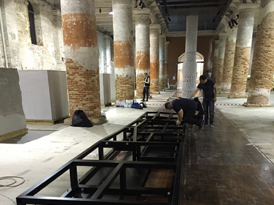 Biennale 2016: reporting from the front